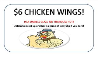 chix wings website